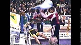 Jako rijedak i nikad prije objavljen snimak Mirkovog boks meca!!