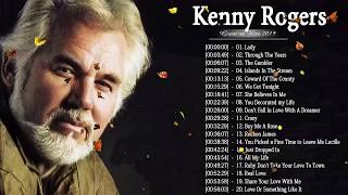 Kenny Rogers Greatest Hits - Best Songs Of Kenny Rogers 2019