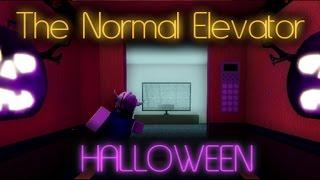 DE SUSTO EN SUSTO /ROBLOX /THE NORMAL ELEVATOR HALLOWEEN - DOGG2.0