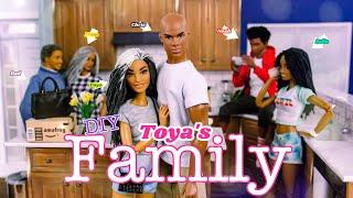 DIY - How to Make: Toya's Mini Family