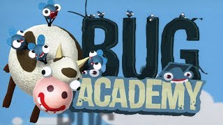 When A Bug Swarm Destroys Entire City in Bug Academy - Physics-based Insect Destruction!
