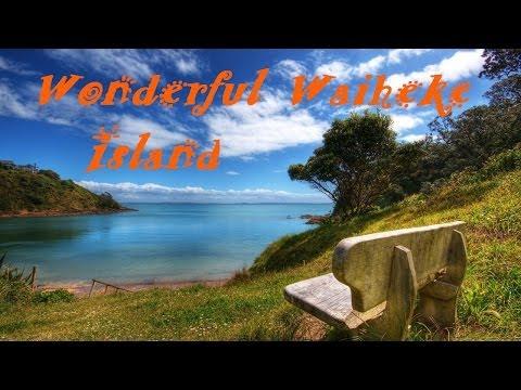 Wonderful Waiheke Island,New Zealand