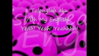 oh my english-liyana jasmay ft. altimet lyrics