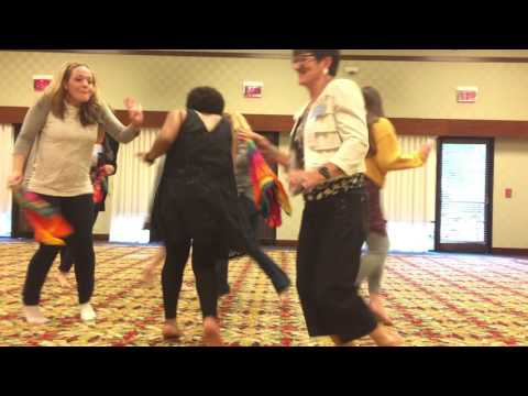Music Together 2016 Annual Conference: Sally TamJam Dance