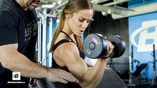 Peak Contraction Reps | Road to Olympia Transformation Challenge | 2018