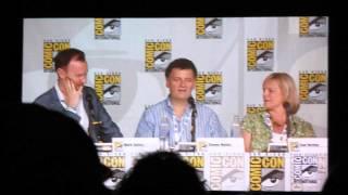 Comic Con 2013 - Sherlock - On Sherlock & Molly