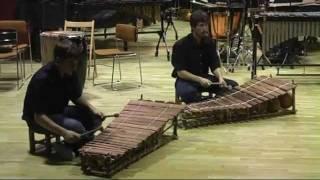 Medley di brani per balafon bambarà - Zibé (Trad. Africani - Percussioni SFOM)
