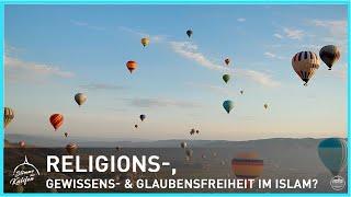 Religions- , Gewissens- und Glaubensfreiheit im Islam ? | Stimme des Kalifen