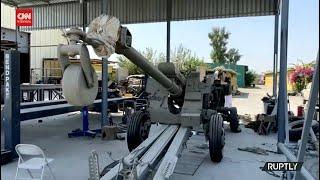 Pasukan Taliban Datangi Pangkalan Militer AS