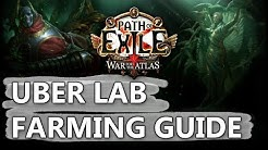 Uber Lab Farming Guide: Efficiency, Tips, Tricks & Tools  - Including Full Lab Run Example! (2019)