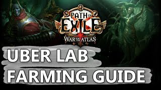 Uber Lab Farming Guide: Efficiency, Tips, Tricks & Tools  - Including Full Lab Run Example! (2018)