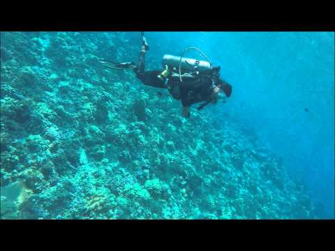 GoPro video of Huka Diving at Molokini via Alii Nui Snorkel Charter