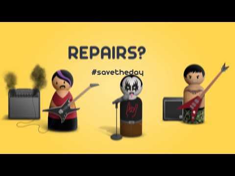 Timesaverz - Repair #savetheday