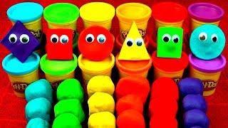 Play Doh Surprise Eggs! Marvel Kinder Frozen Disney Princess Penguins Cars Shrek LPS FluffyJet Toys