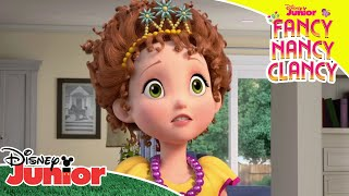 Fancy Nancy Clancy | The Ultimate Hopscotch Rematch! 🏆 | Disney Junior UK
