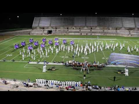 Pflugerville High School Marching Band 2016 UIL Region 26 Marching Festival
