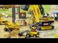 LEGO Construction Machines - Cranes, Trucks, Loaders, Excavators and others