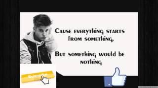 Justin Bieber - Believe Lyrics/Karaoke