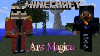 Minecraft Ars Magica Let
