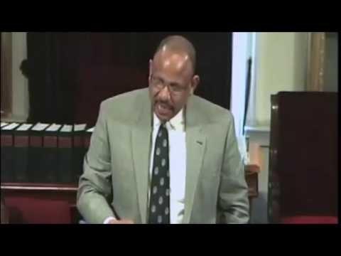 Hon. Dr. Duane E.L. Sands National Health Insurance Debate (Aug. 17, 2016)