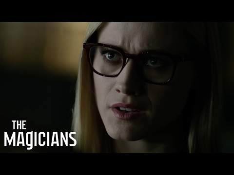 THE MAGICIANS | Inside the Magicians: Season 2 FINALE | Syfy