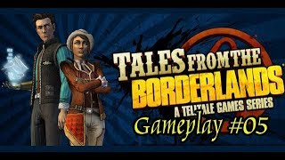 Tales From the Borderlands  | Episodio 3 (Huyendo) | #05