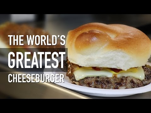 Thumbnail: THE WORLD'S GREATEST CHEESEBURGER!!