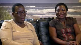 Jane and Vida: talking Ton