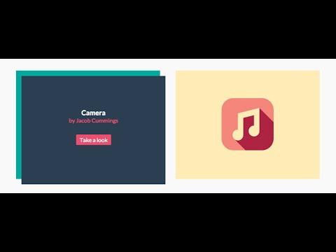 Animação CSS(Sass) - Caption Hover Effects completo em apenas 30 minutos
