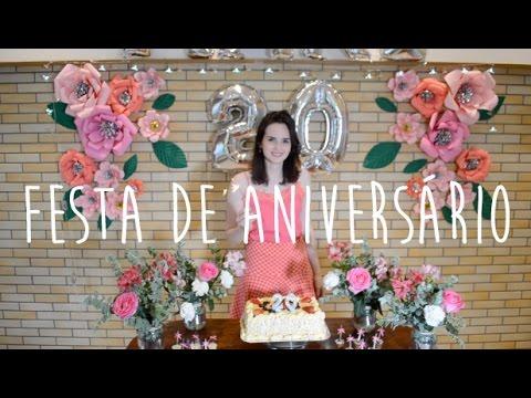 Diy Ideias Para Festa De Aniversário 2 Flores Gigantes De Papel