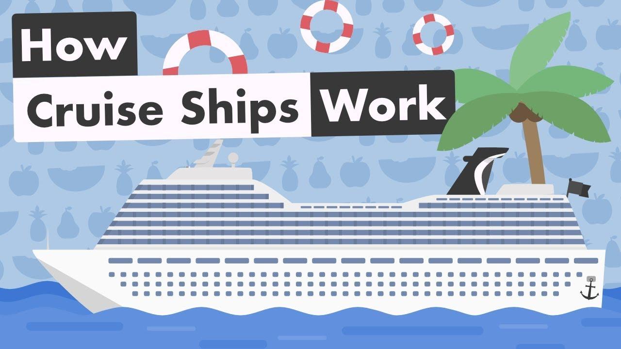 How Cruise Ships Work - YouTube