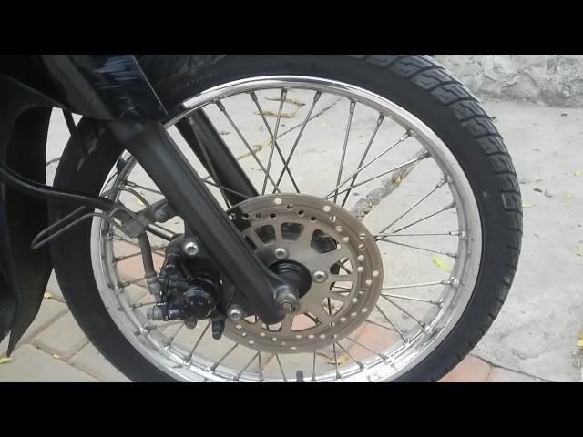Review singkat Yamaha Vega Zr 2012