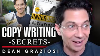 THE SECRET TO BEING A GOOD WRITER: Put Yourself In The Mind & Body Of Your Subject | Dean Graziosi