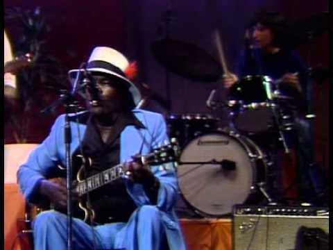 John Lee Hooker, James Cotton, Koko Taylor..the Living Legends Of Blues  - Montreal