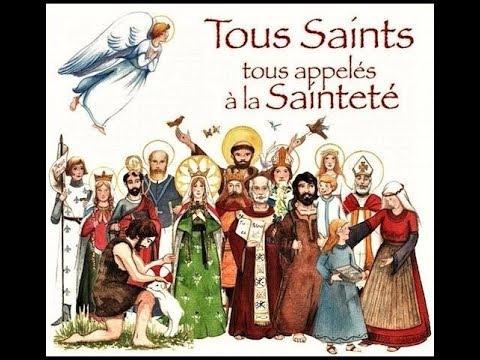 Qu'est-ce que la fête de la Toussaint ? par Arnaud Dumouch