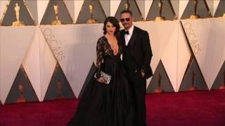Oscars: Tom Hardy Red Carpet (2016)