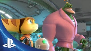 Ratchet & Clank®: Full Frontal Assault Debut Trailer