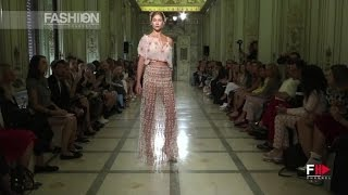 LUISA BECCARIA Spring Summer 2016 Full Show Milan by Fashion Channel