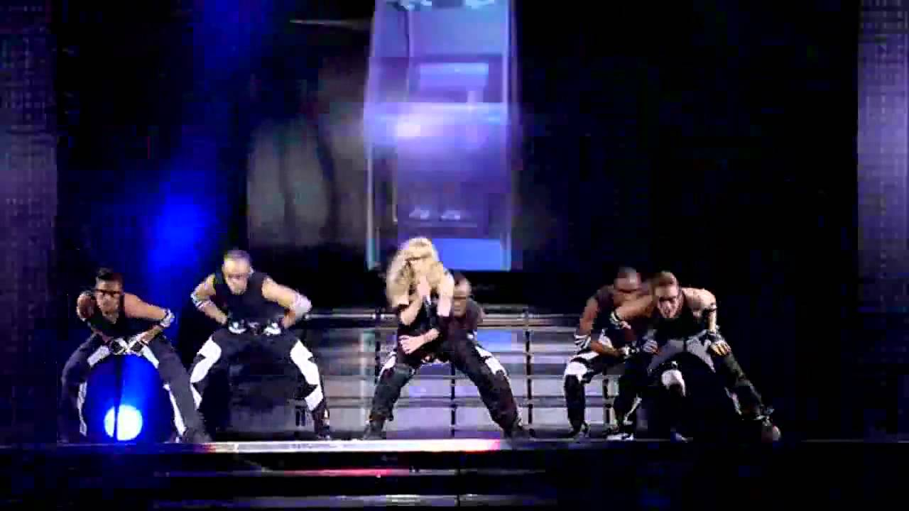 Madonna Give It To Me Sticky And Sweet Tour