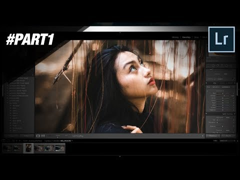 CARA EDIT FOTO DENGAN ADOBE LIGHTROOM - #TUTOR6