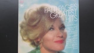 (How Much is That) Doggie in the Window - Patti Page - Greatest Hits - Columbia Records CS 9326
