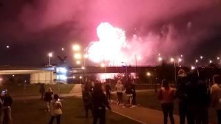 Команда Cien Fuegos, Аргентина. Фестиваль фейерверков Ростех 2019