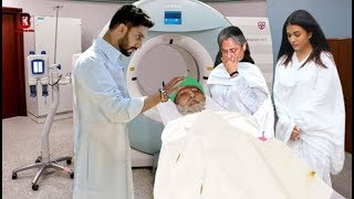 """Bachchan Family Was Emotional When """"Amitabh Bachchan"""" Was Admitted For 2 Days In Nanavati Hospital"""