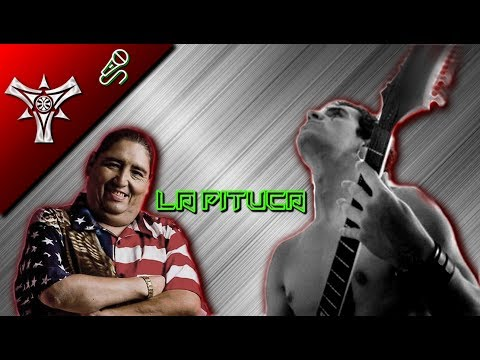 TONGO LA PITUCA | KARAOKE  VERSION HEAVY METAL | ESTRENO MUNDIAL 2017