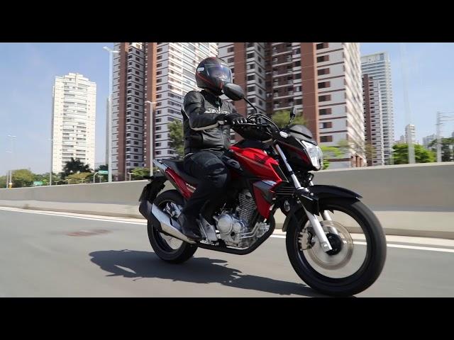 Nova Honda CB250F Twister 2019