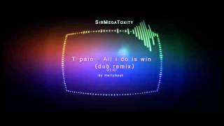 T-pain - All i do is win (Hertzbeat dubstep remix)