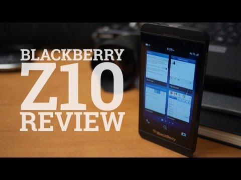 BlackBerry Z10 review - Confessions of an Android user