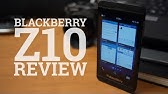 Install Google Play Store to the BlackBerry 10 - YouTube