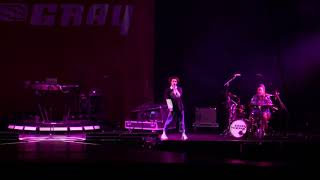 Conan Gray Crush Culture Pray for the Wicked Tour PATD opening 2-15-2019 The Forum LA CA