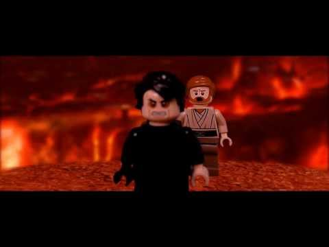 Lego Star Wars Episode III Revenge of the Sith Spoof (13+/Mature)